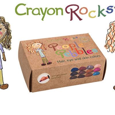 Crayon Rocks - People Pebbles válogatás