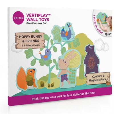 Oribel Vertiplay Hoppy Bunny and Friends falijáték