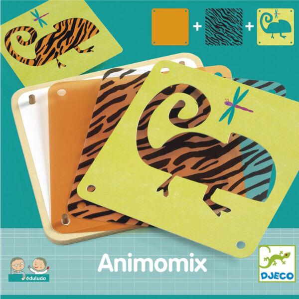 DJECO Eduludo Animomix