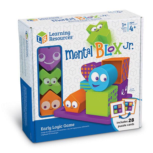 Mental Blox Junior logikai társasjáték kisebbeknek