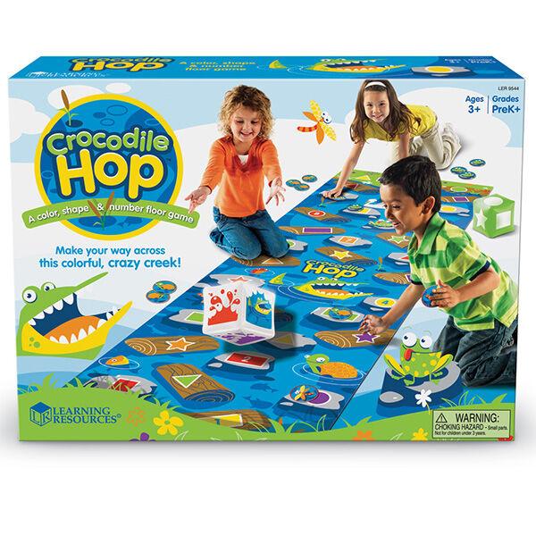 Crocodile Hop játszó szőnyeg