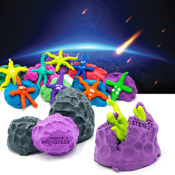 Mad Mattr Meteor Monsters