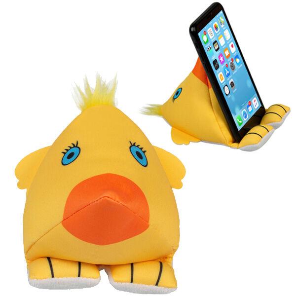 Plusheez madárka babzsák mobiltelefon tartó