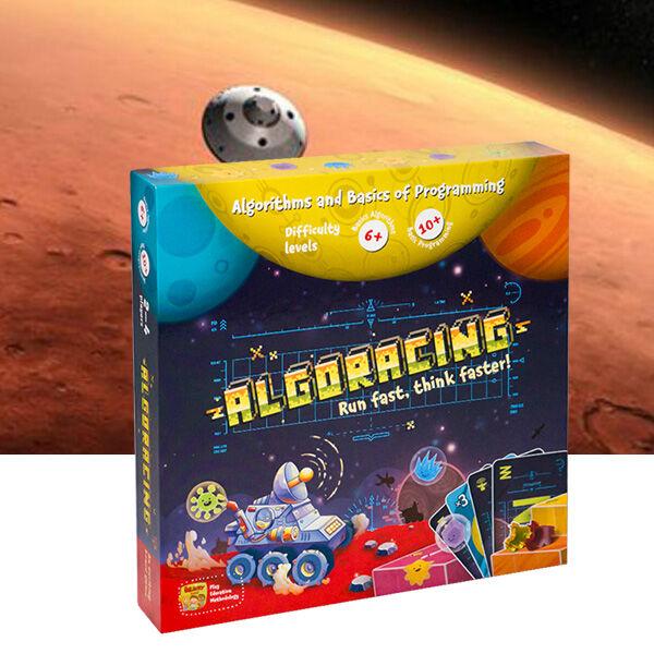 Algoracing - Algoritmus futam