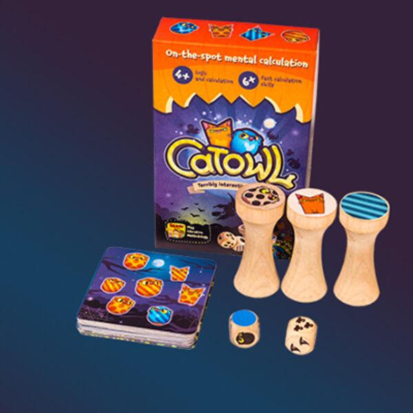 CatOwl - MacskaBagoly