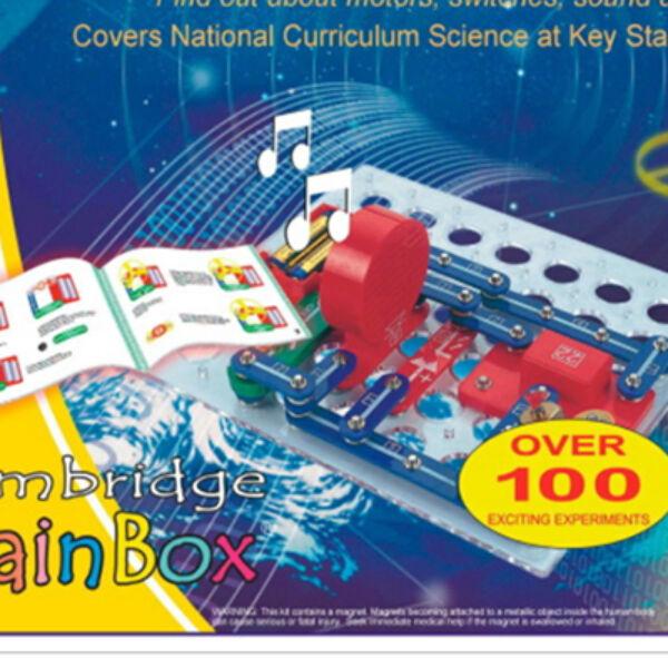 Brainbox Elektronika Alapkészlet