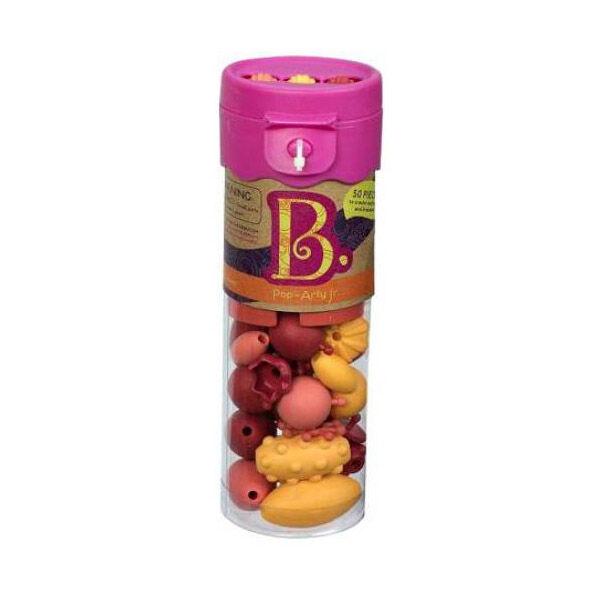 B.Toys Arty Pops pattintós gyöngykészlet 50 db-os (többféle)
