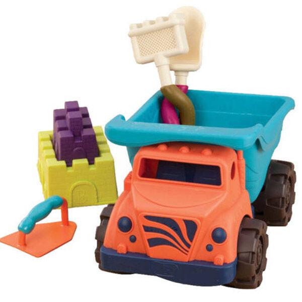 B.Toys Homokozó dömper - strand szett