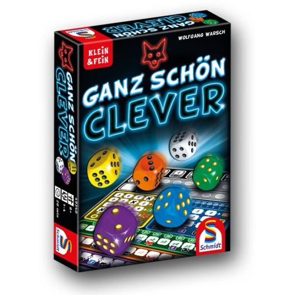 Ganz Schön Clever, Egy okos húzás társasjáték