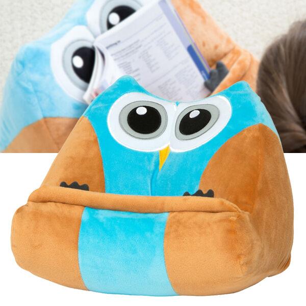 Cuddly Reader könyvkanapé Owliver