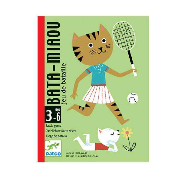 DJECO Bata - Miaou kártyajáték