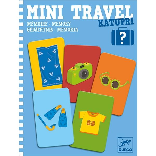 DJECO Mini travel Katupri