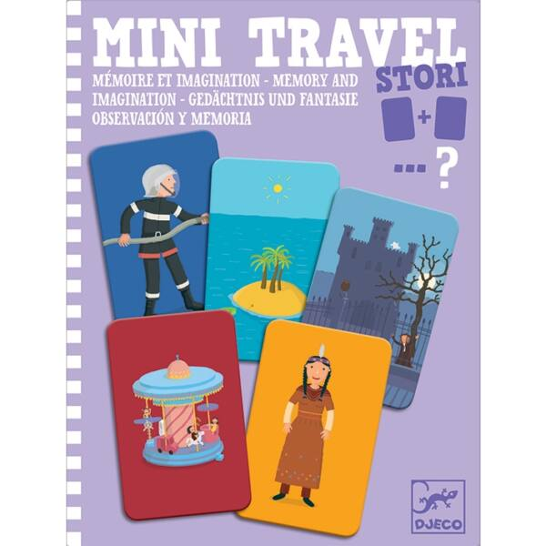 DJECO Mini travel Stori