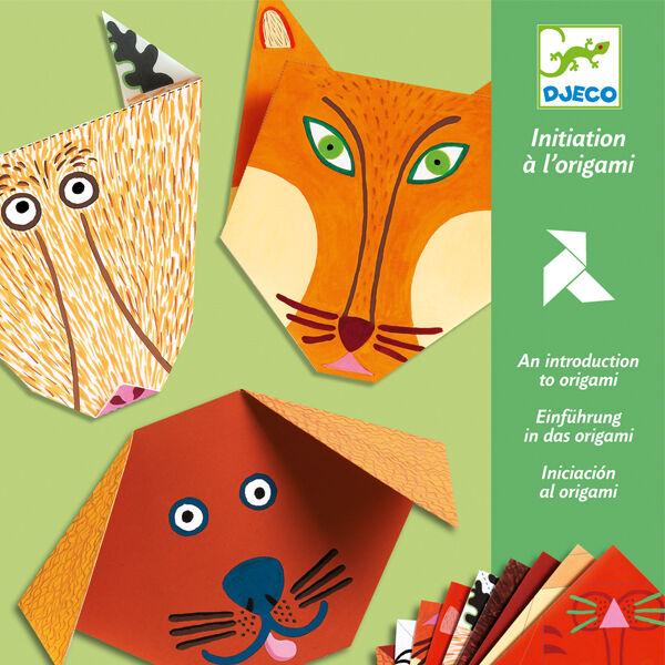 DJECO Origami Állatok