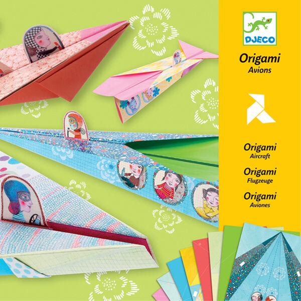 DJECO Origami - Repülők 2