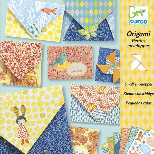 DJECO Origami - Kis borítékok