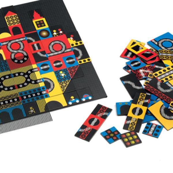 DJECO Optikai puzzle City