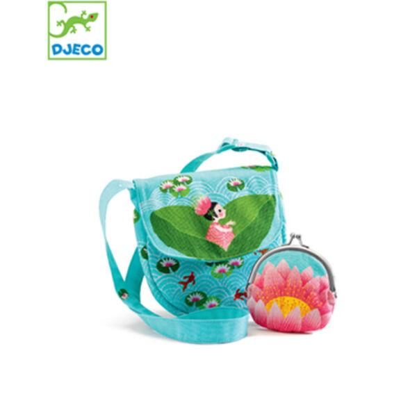 DJECO Vízi Lily - Kistáska pénztárcával