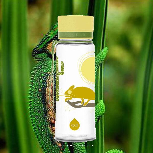 EQUA BPA mentes kulacs - Kaméleon