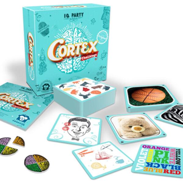 Cortex IQ Party társasjáték