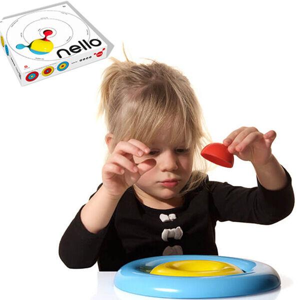Nello készségfejlesztő játék - nyílt végű játék