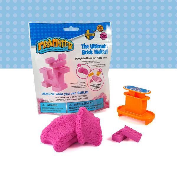 Mad Mattr Ultimate Brick Maker kockagyár - pink
