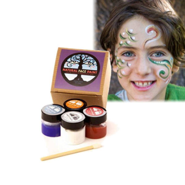 Natural Earth Paint mini arcfestő készlet