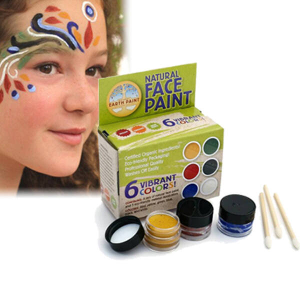 Natural Earth Paint arcfestő készlet