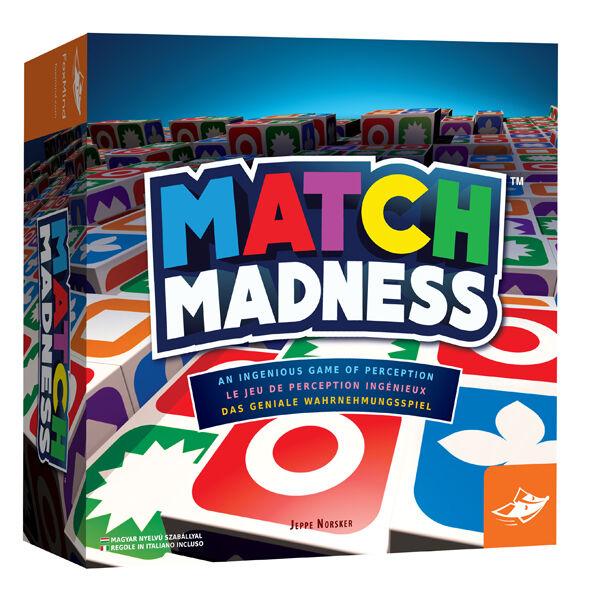 Match Madness társasjáték