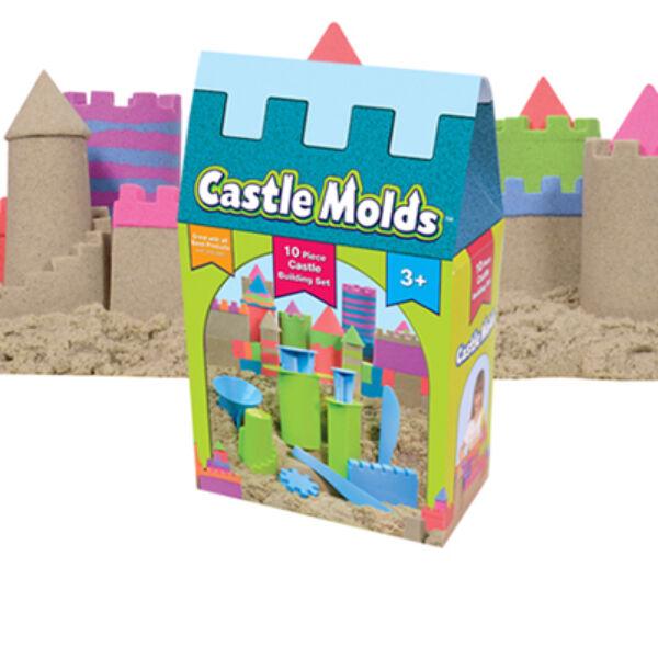 Castle Molds - Óriás Várépítő Szett