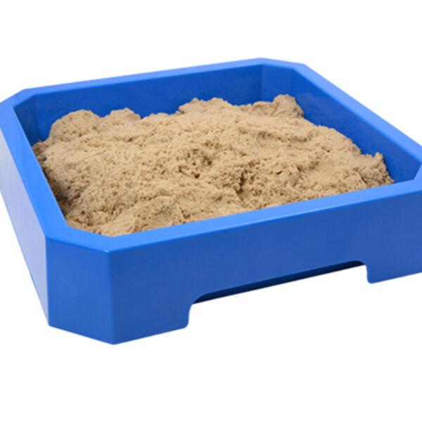 Asztali homokozó tálca (26x26x6 cm) - Laptop Tray