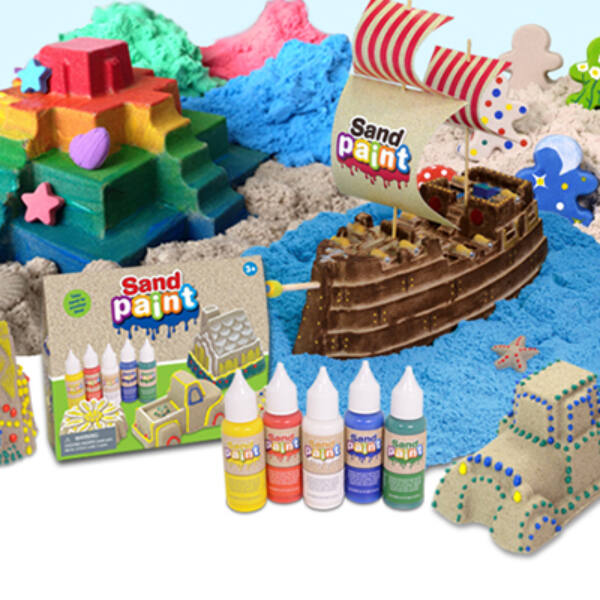 SandPaint homokfesték