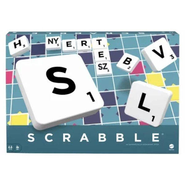 Scrabble szókirakó társasjáték (Original)