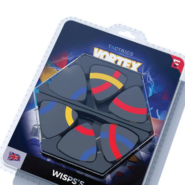 Vortex Wisps-S, kiegészítő korongkészlet a Vortex Exkluzív társasjátékhoz