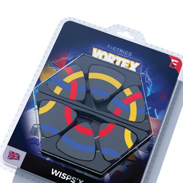 Vortex Wisps-X, kiegészítő korongkészlet a Vortex Exkluzív társasjátékhoz