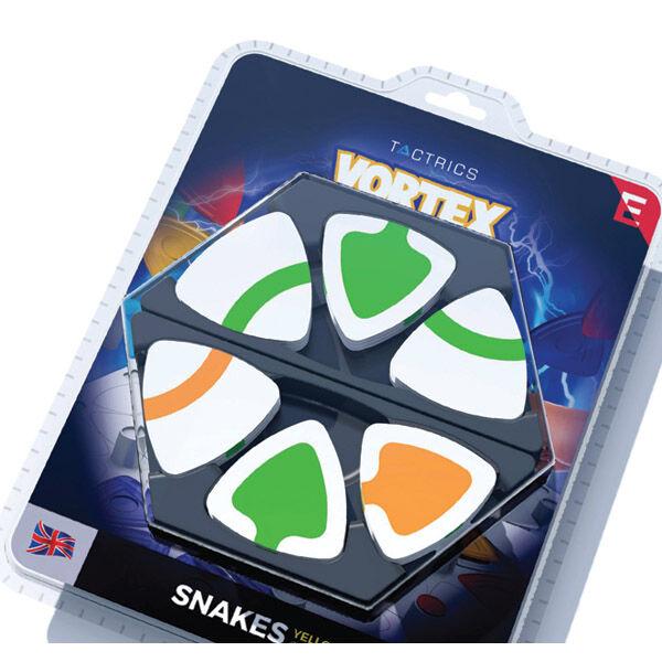 Vortex Snakes, kiegészítő korongkészlet a Vortex Exkluzív társasjátékhoz