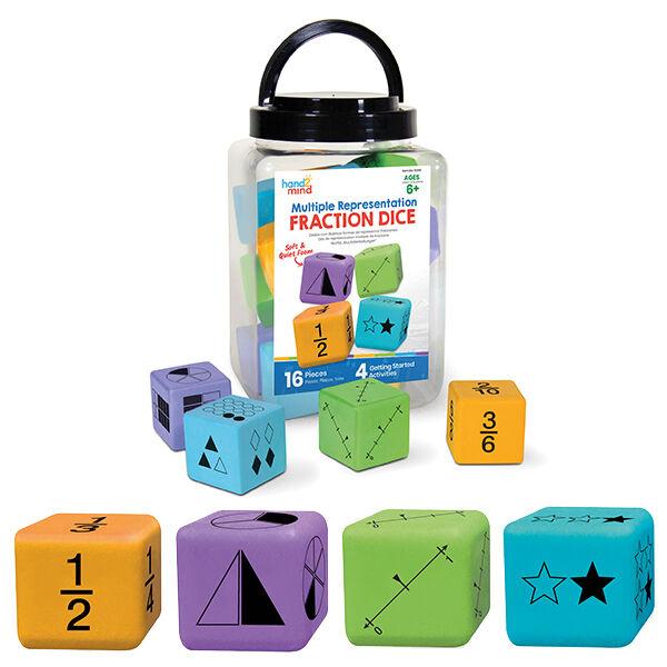 Törtek tanulása, megértése játékosan-Learning resources